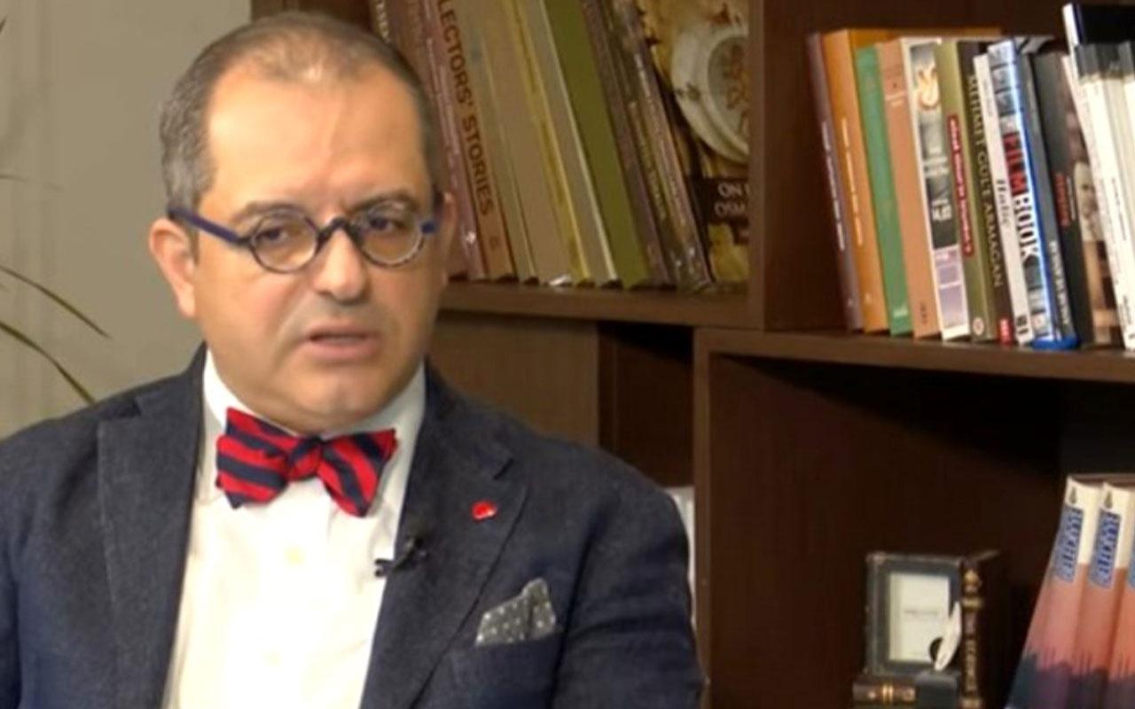 Prof. Dr. Mehmet Çilingiroğlu işinden kovulduğunu canlı yayında öğrendi