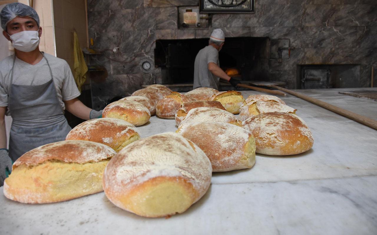 Eskişehir'de koronavirüs nedeniyle 15 gün saklanabilen ekmeklere talep arttı