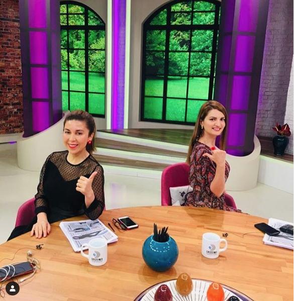 Aşk-ı Memnu yerini aldı Kanal D 2. Sayfa sunucuları Müge ve Gülşen veda etti