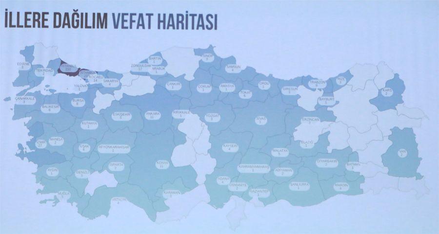 İllerin koronavirüs vaka sayısı! Fahrettin Koca açıkladı İstanbul çok arttı