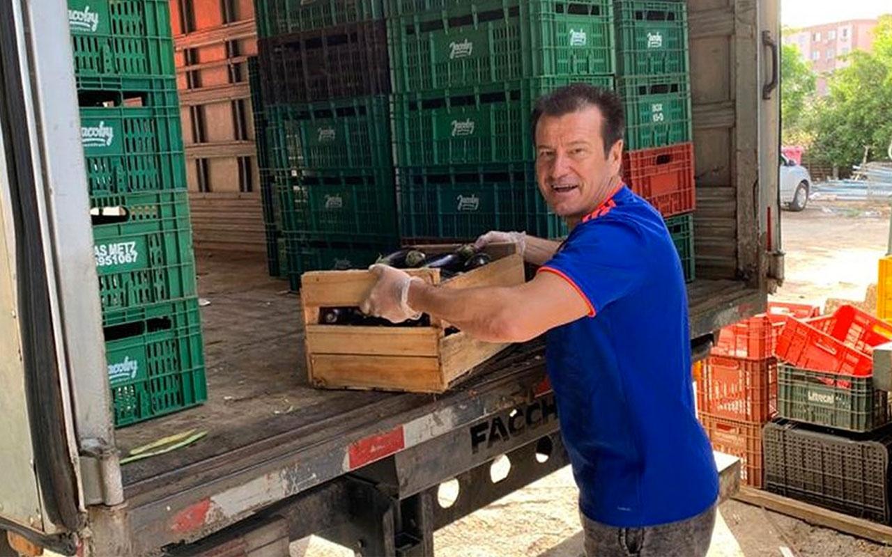Dunga'dan Breziya'da 10 ton gıda yardımı