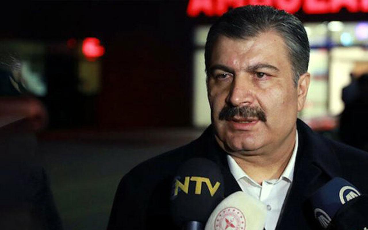 Fahrettin Koca, Devlet Bahçeli'nin Bilim Kurulu üyeleriyle ilgili önerisini canlı yayında reddetti
