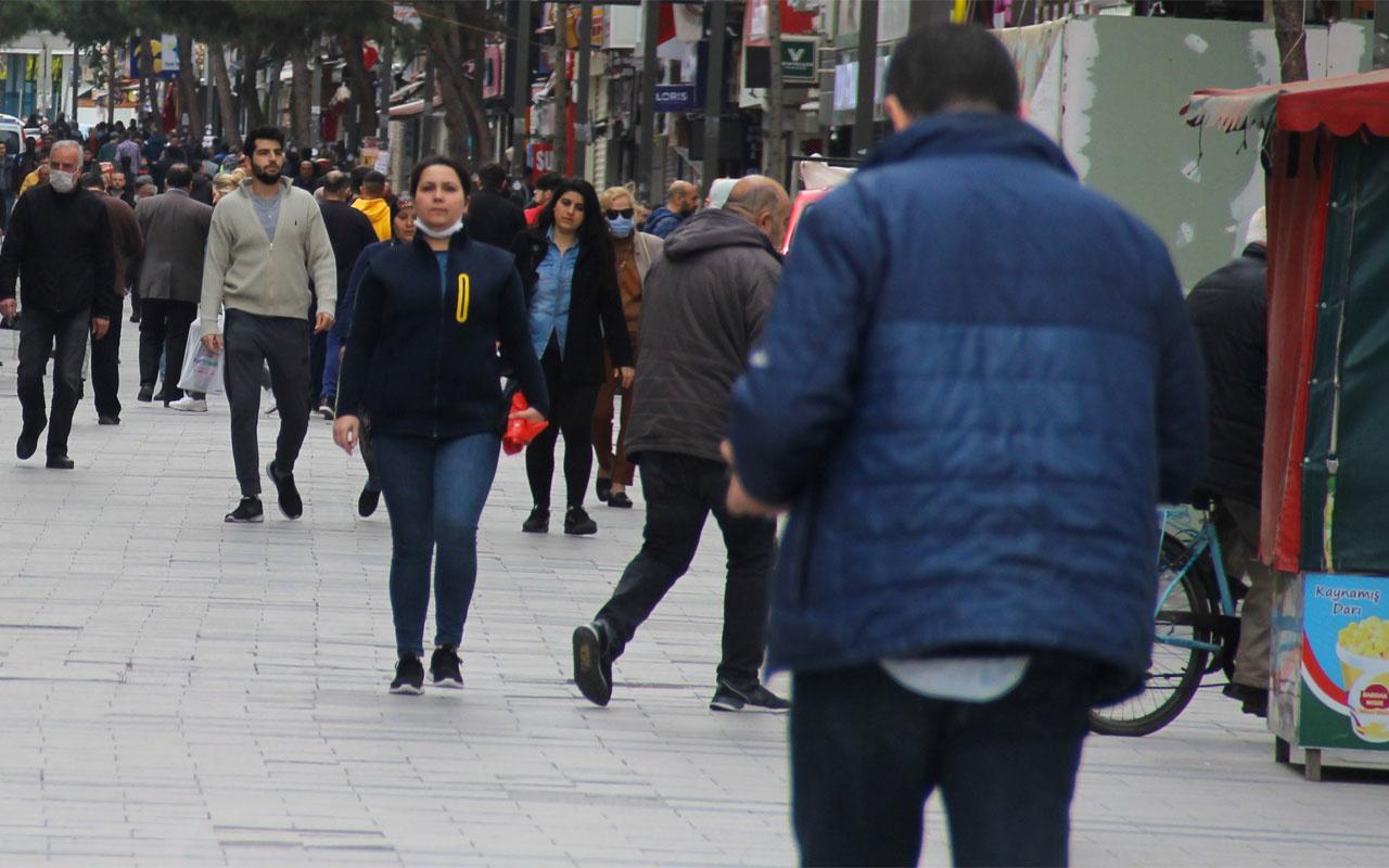 Yasak kararı sonrası 34.4 milyon kişi sokağa çıkamayacak