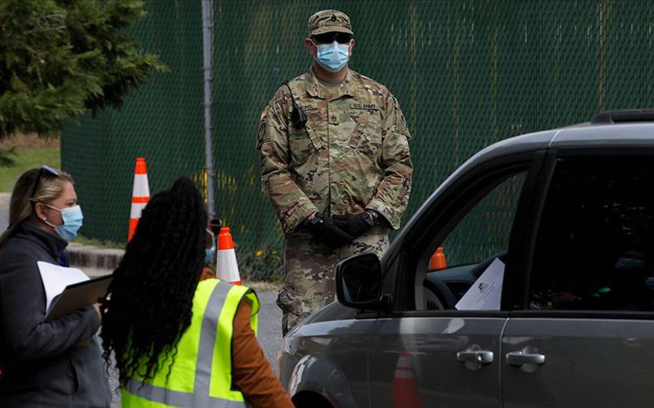 ABD'den terör örgütü YGP/PKK'ya koronavirüs desteği