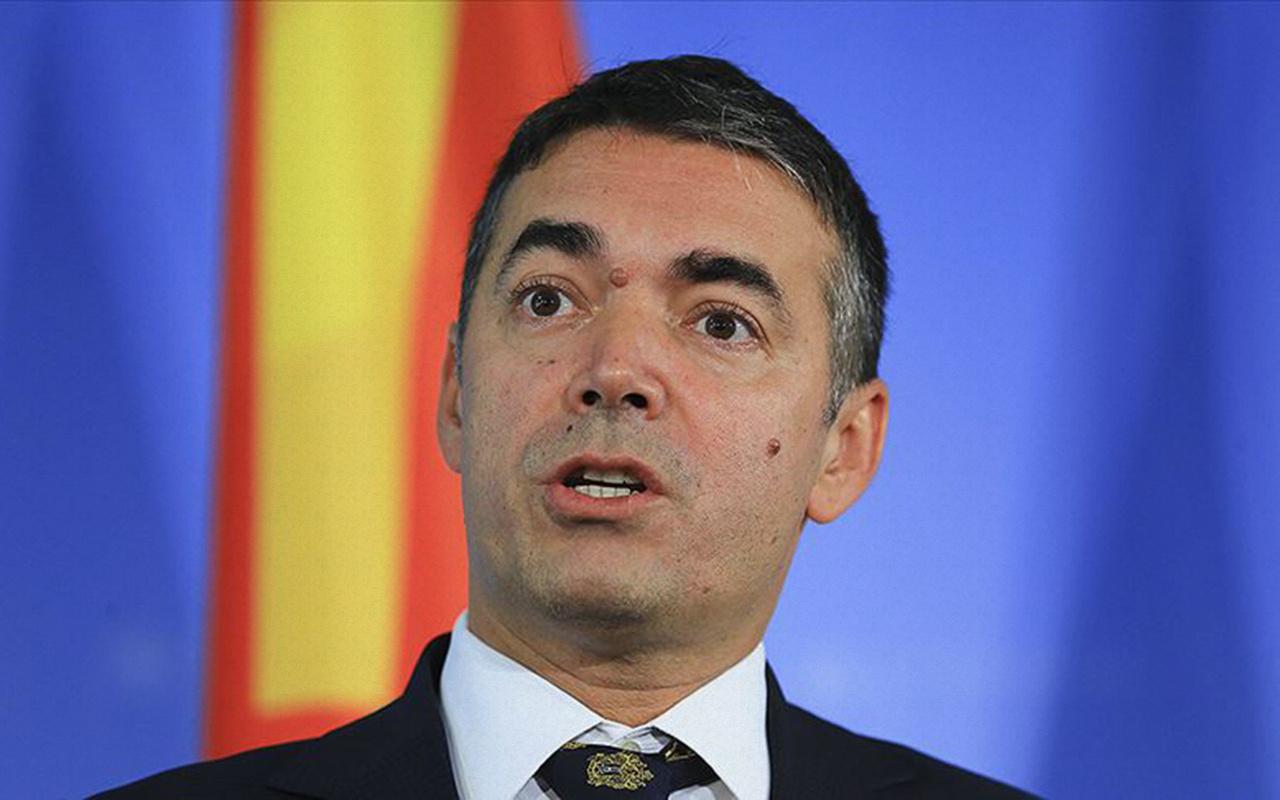 Kuzey Makedonya koronavirüsle mücadelede Türkiye'den yardım istedi
