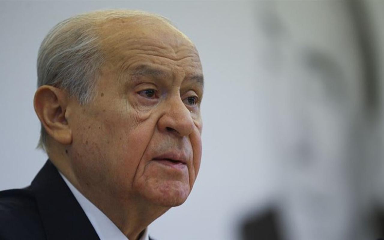 MHP Lideri Devlet Bahçeli, AA'nın 100. yılını kutladı asla kuşkum yoktur