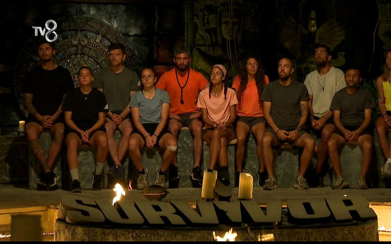 Survivor'da eleme adayı kim belli oldu Acun Ilıcalı bile şok oldu Survivor'da bir ilk