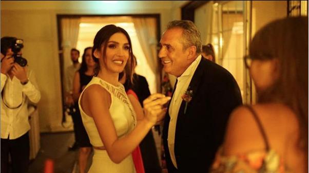 Yavuz Bingöl dede oldu kızı Türkü Bingöl mutlu haberi Instagram'dan verdi