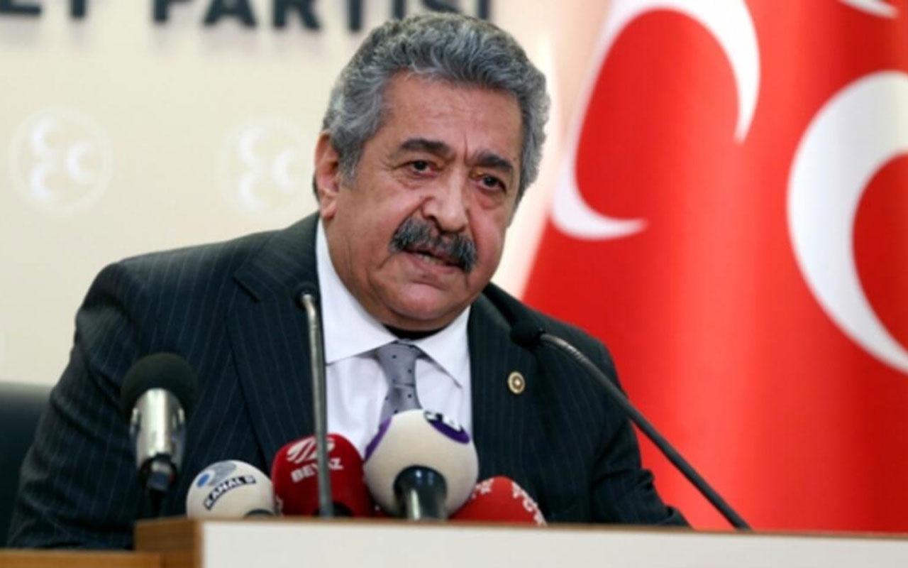 MHP Genel Başkan Yardımcısı Feti Yıldız koronavirüse yakalandı
