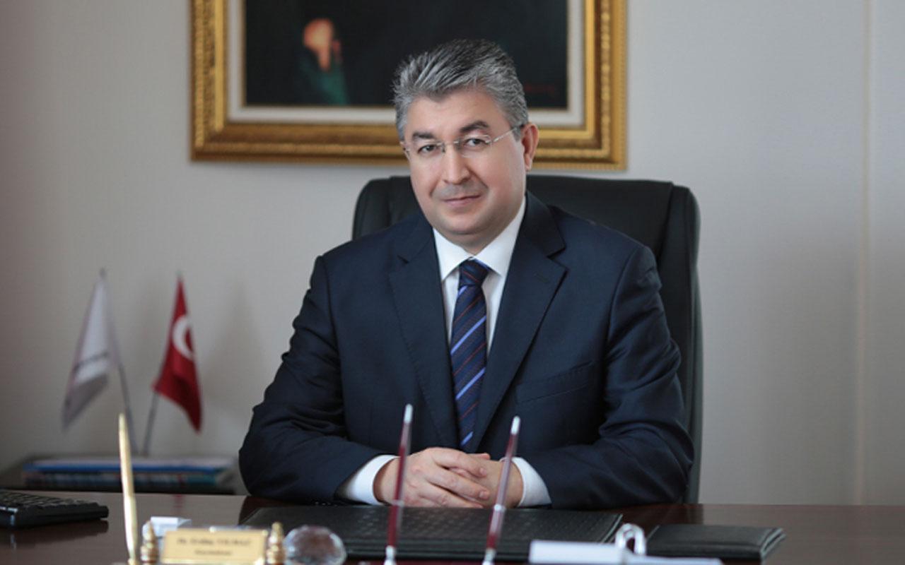Eskişehir'in Tepebaşı Kaymakamı Yılmaz'ın 'Covid-19' testi pozitif çıktı