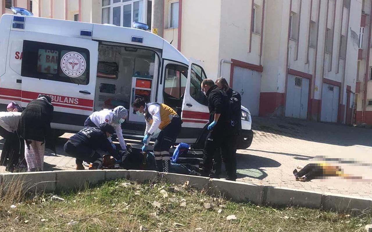 Kastamonu'da emekli öğretmen komşusunu öldürüp intihar etti