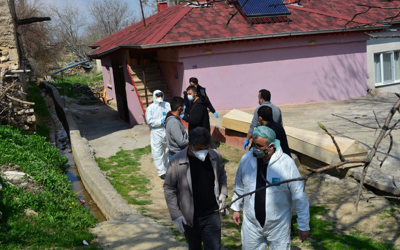 Kayseri'de yaşlı çift evlerinde ölü bulundu
