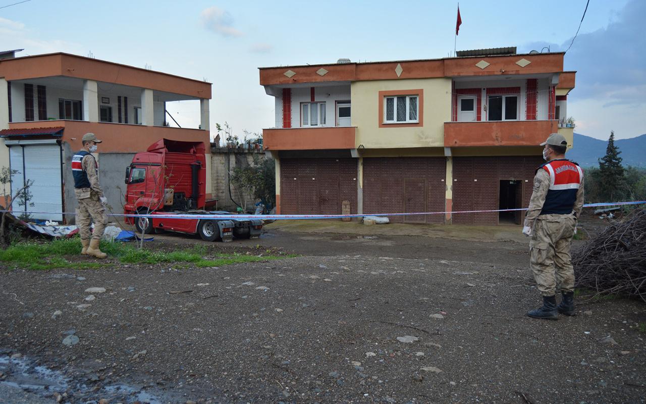Gaziantep'te 7 ev koronavirüs karantinasına alındı