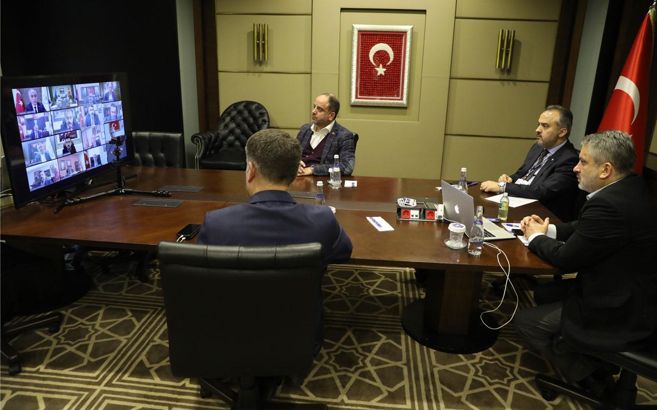 Bursa'da sosyal yardım ağı genişliyor