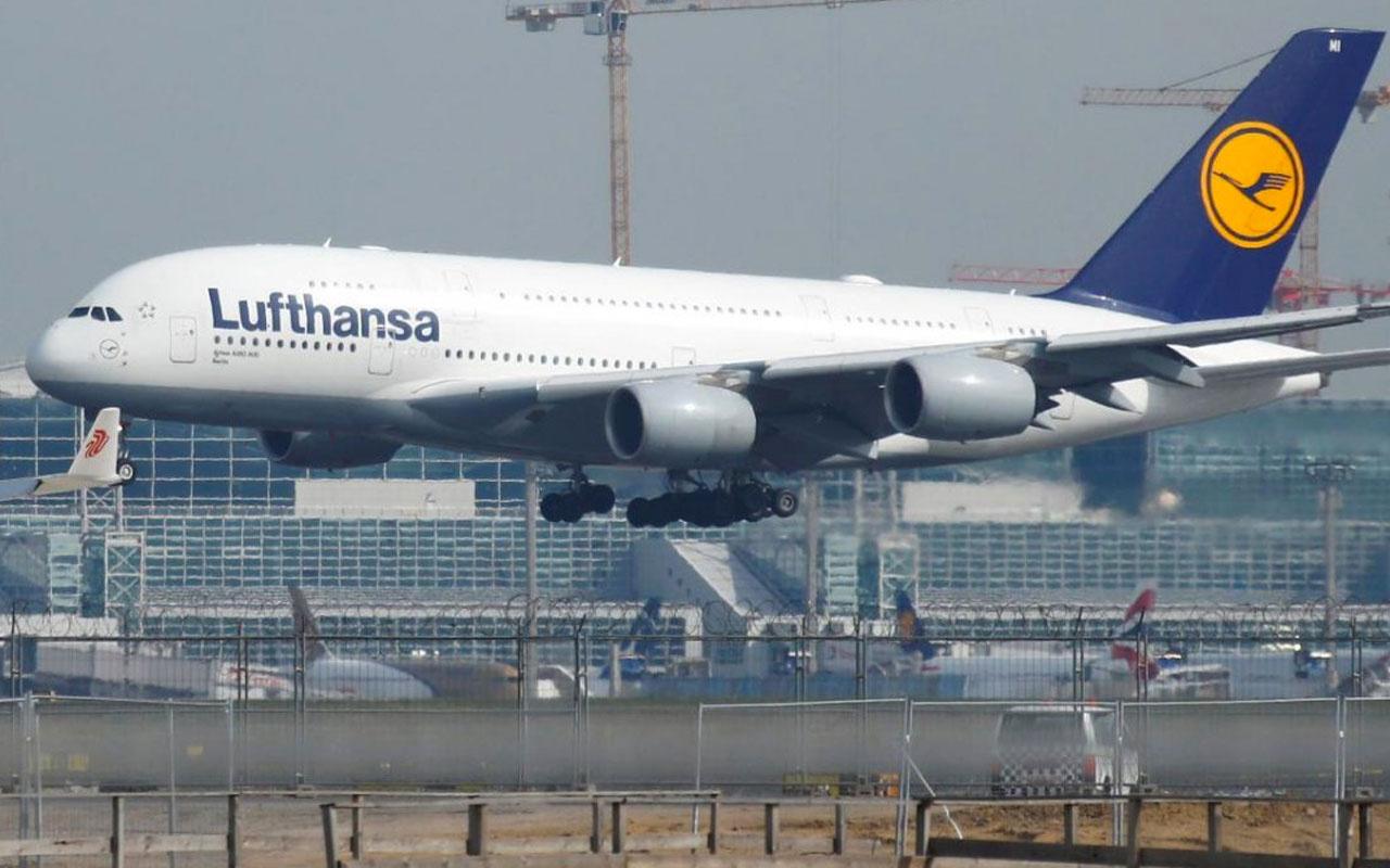 Lufthansa koronavirüs krizi nedeniyle filosunu küçülttü hisseleri yarı yarıya düştü