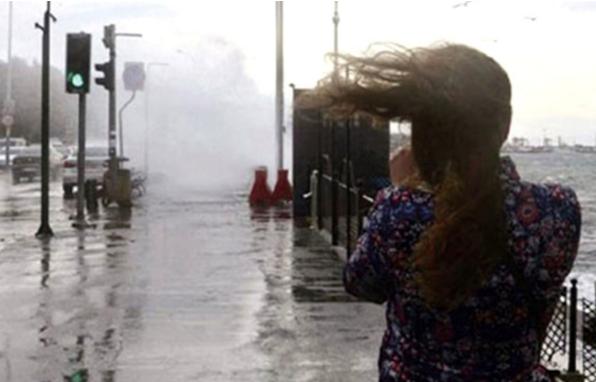 Kuvvetli rüzgar ve fırtına uçuracak! Meteoroloji uyardı bakın ne kadar sürecek