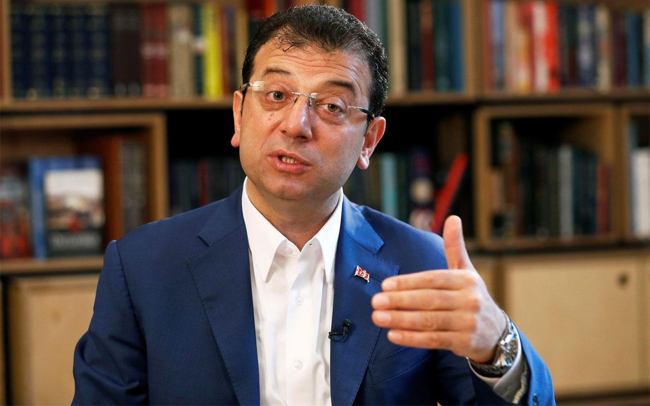 Ekrem İmamoğlu İstanbul'da koronavirüsün en çok yaşandığı üç ilçeyi açıkladı