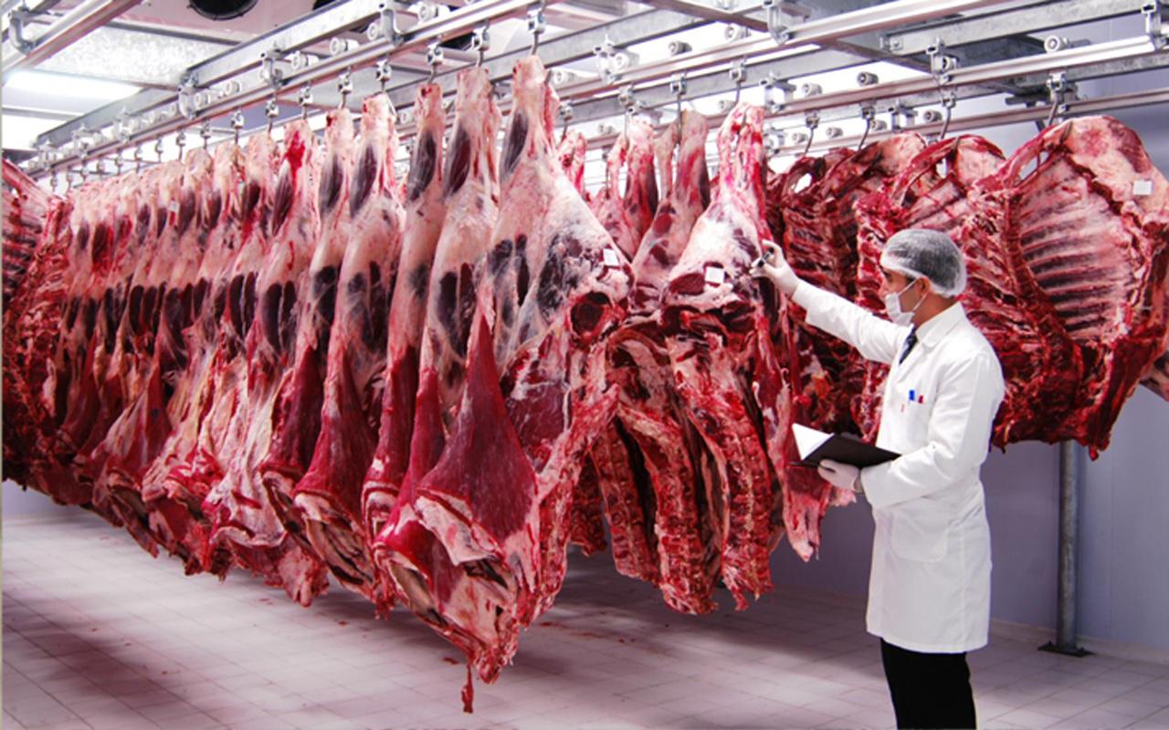 'Depolarındaki etler çürüdü' iddiasına Et ve Süt Kurumu'ndan yanıt