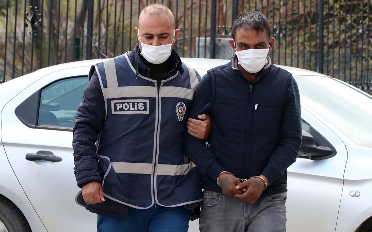 Gaziantep'te otomobilden hırsızlık yapanlar yakalandı savunmasına bakın