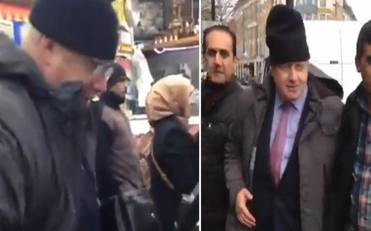 İngiltere Başbakanı Boris Johnson'a ait market görüntüleri ortalığı karıştırdı