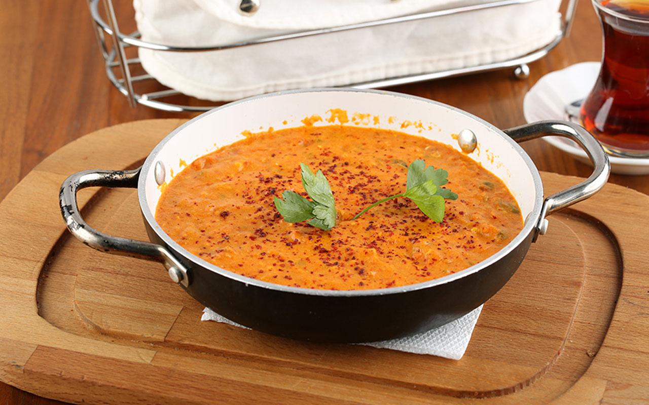 Samsun'un enfes lezzeti çakallı menemen tarifi!