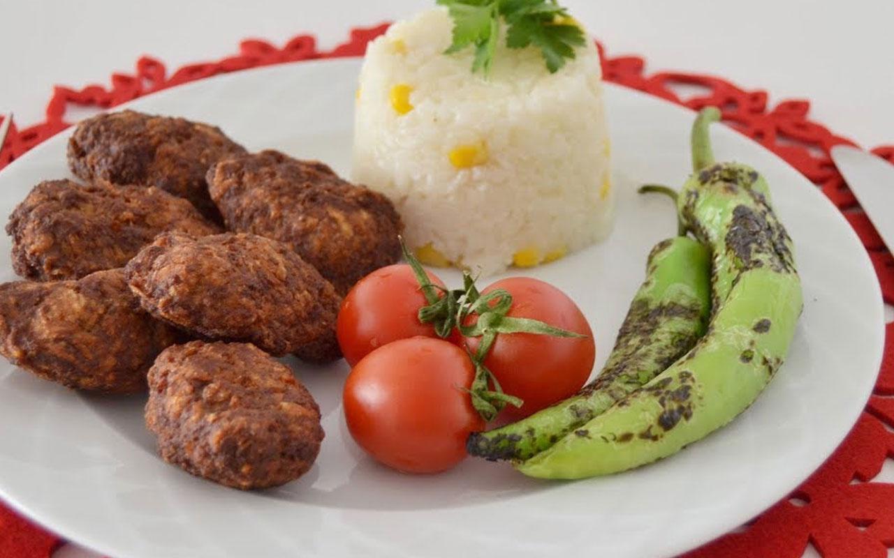 Kıbrıs köfte nasıl yapılır sofraları şenlendiren lezzet!