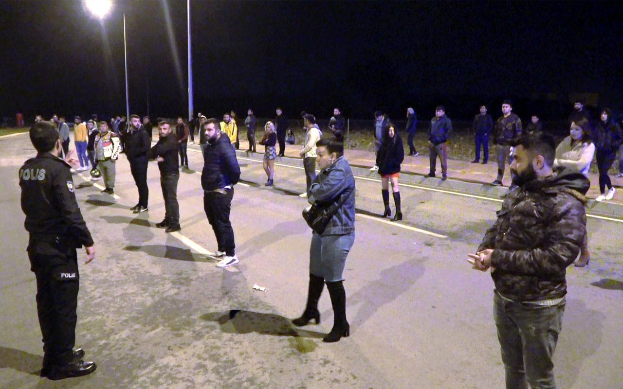 Antalya'da koronavirüs kapsamında toplam 197 kişiye ceza kesildi miktara bakın