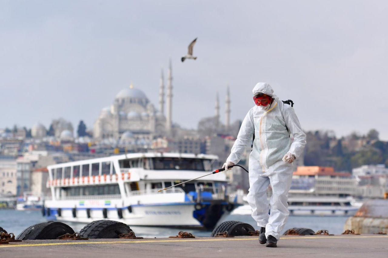İstanbul'da ilçe ilçe koronavirüslü sayısı! İşte o ilçelerde yayılmasının sebebi