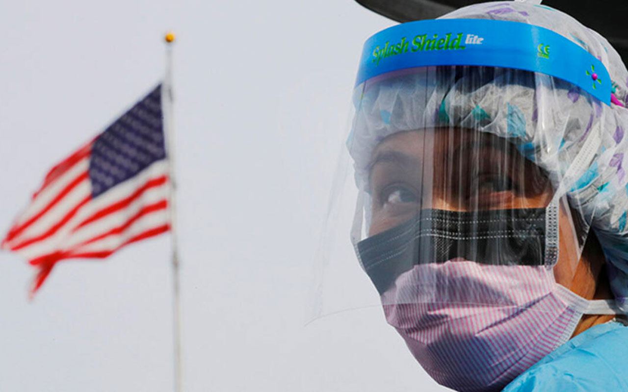 ABD koronavirüs nedeniyle Türkiye'den yardım istedi maske ve sabun talebi