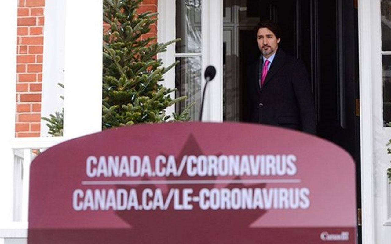 Kanada Başbakanı Trudeau evindeki karantinadan 30 gün sonra çıktı