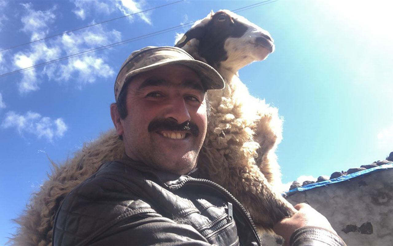 Köylüler kampanyaya 30 koyun ve 2 büyükbaş ile katıldı