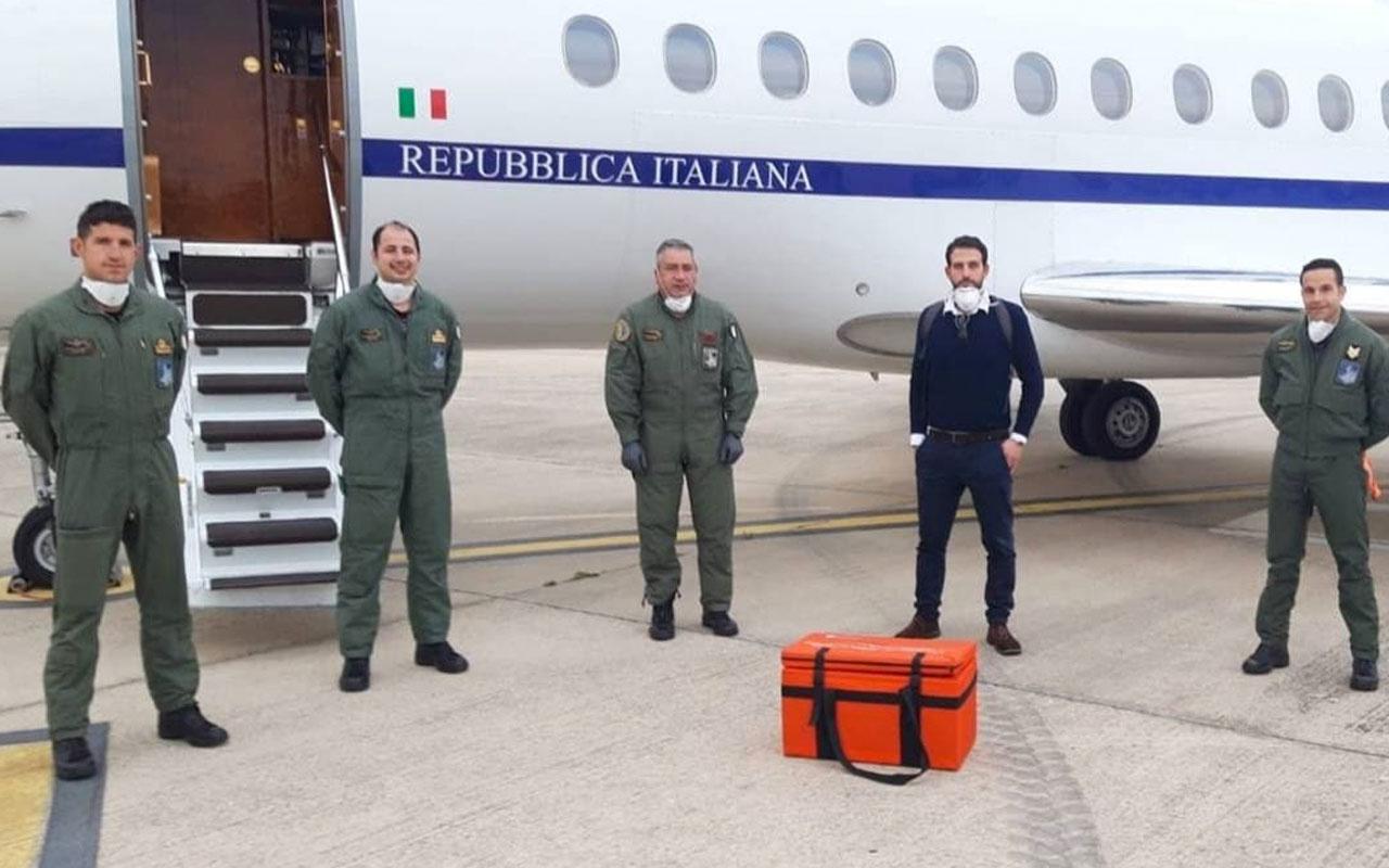 Türkiye hava sahasını açtı İtalyan ekip 2 yaşındaki çocuk için geldi: Asla unutmayacağız