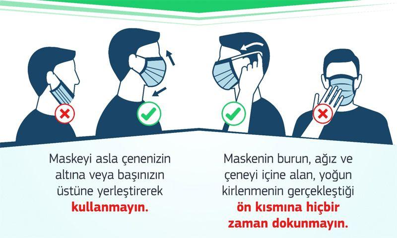Ücretsiz maske eczaneden nasıl alınır? Bugün maske kodları cebe gelecek