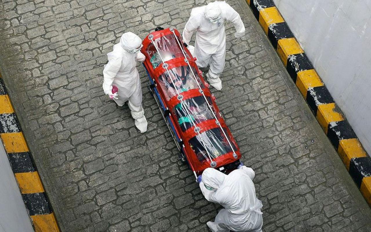 Almanya'da koronavirüs nedeniyle bir günde 266 kişi hayatını kaybetti