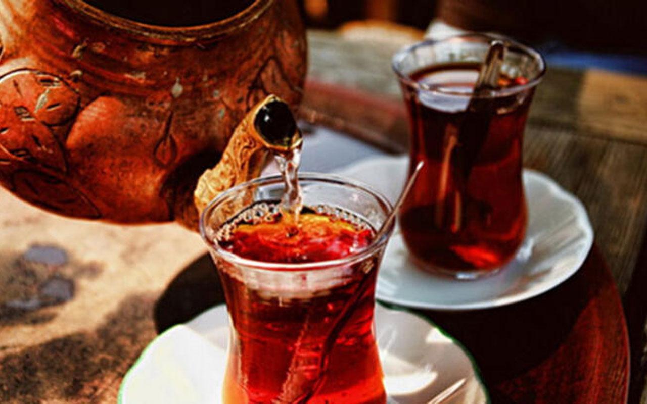 Koronavirüsün şifası çay mı?