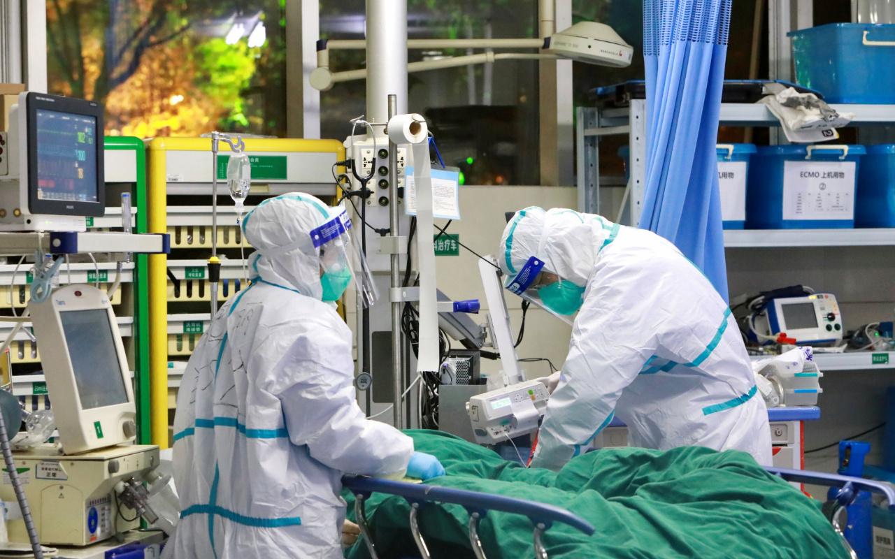 DSÖ koronavirüs salgını ile mücadelede Türkiye'yi örnek ülke gösterdi