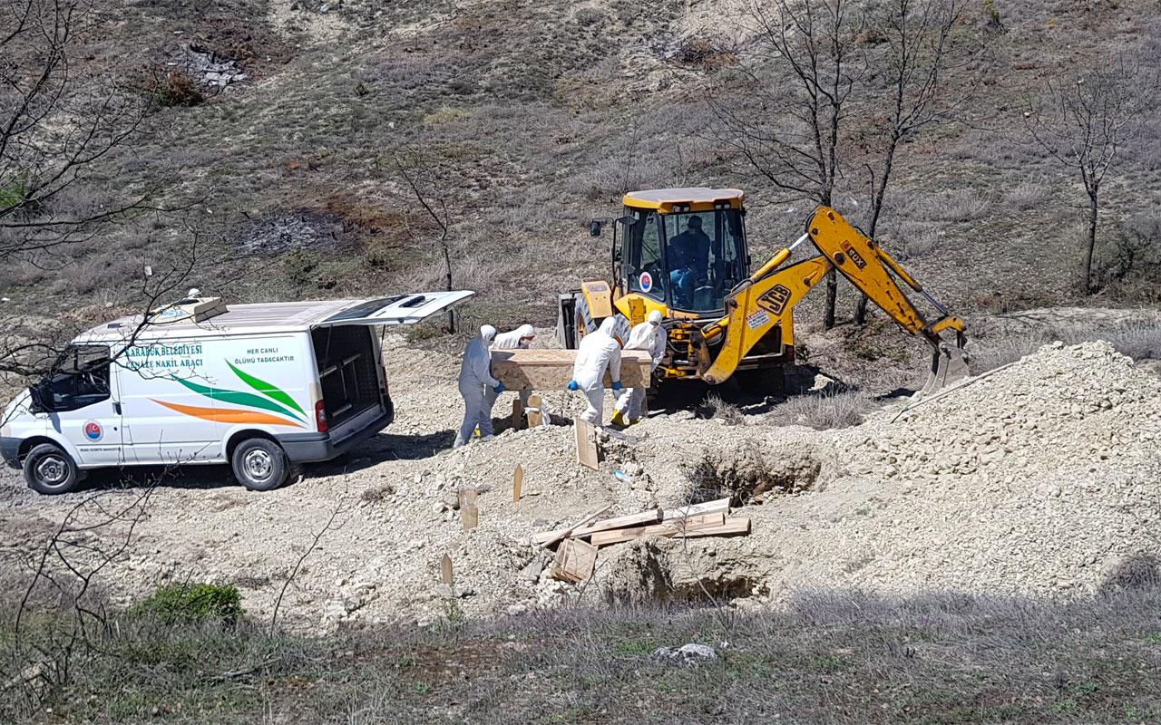 Karabük'te kononavirüsten 4. kişi hayatını kaybetti