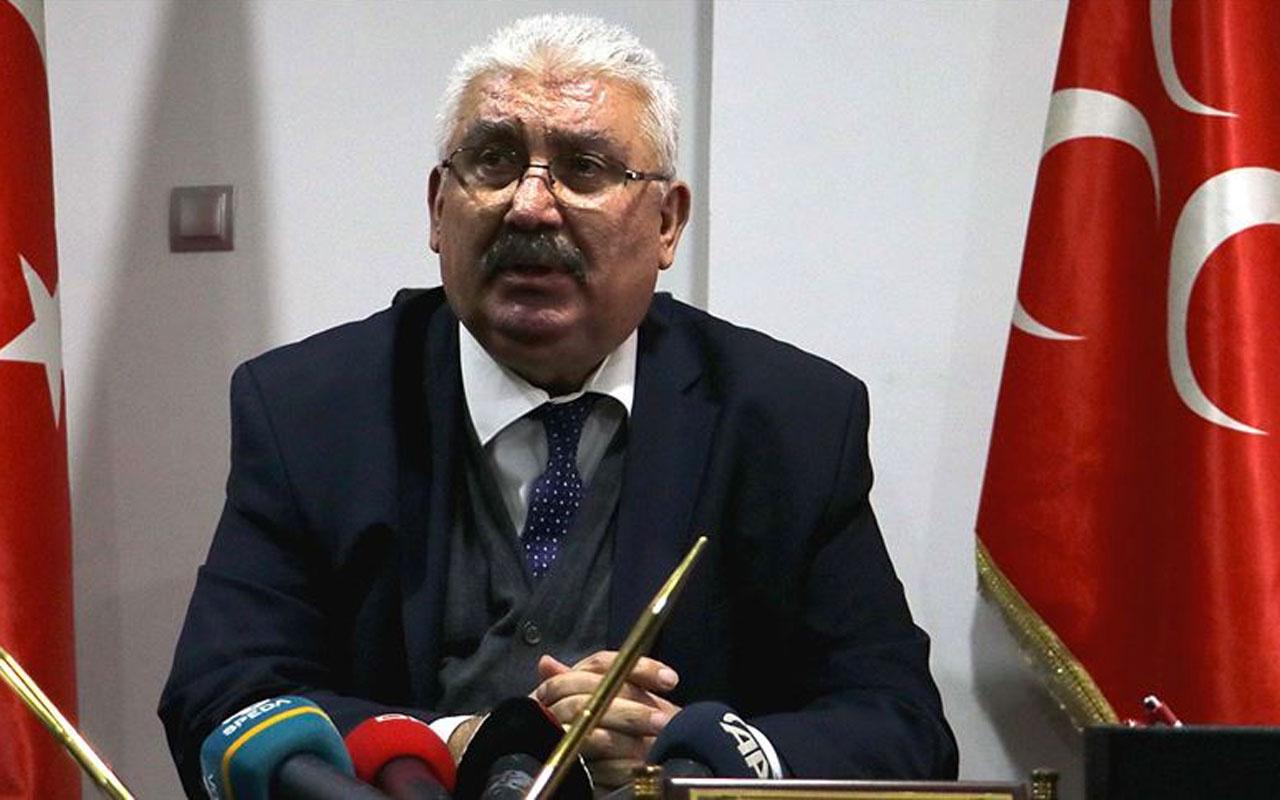 MHP'li Semih Yalçın: PKK'nın Kulp saldırısı HDP'ye kırsaldan destek