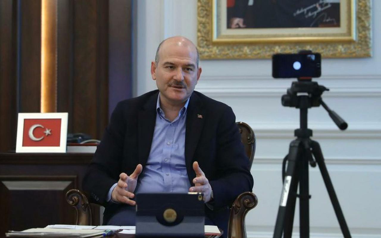 İçişleri Bakanı Soylu'dan 19 Mayıs mesajı: Belki de yeni bir rota çizilecek