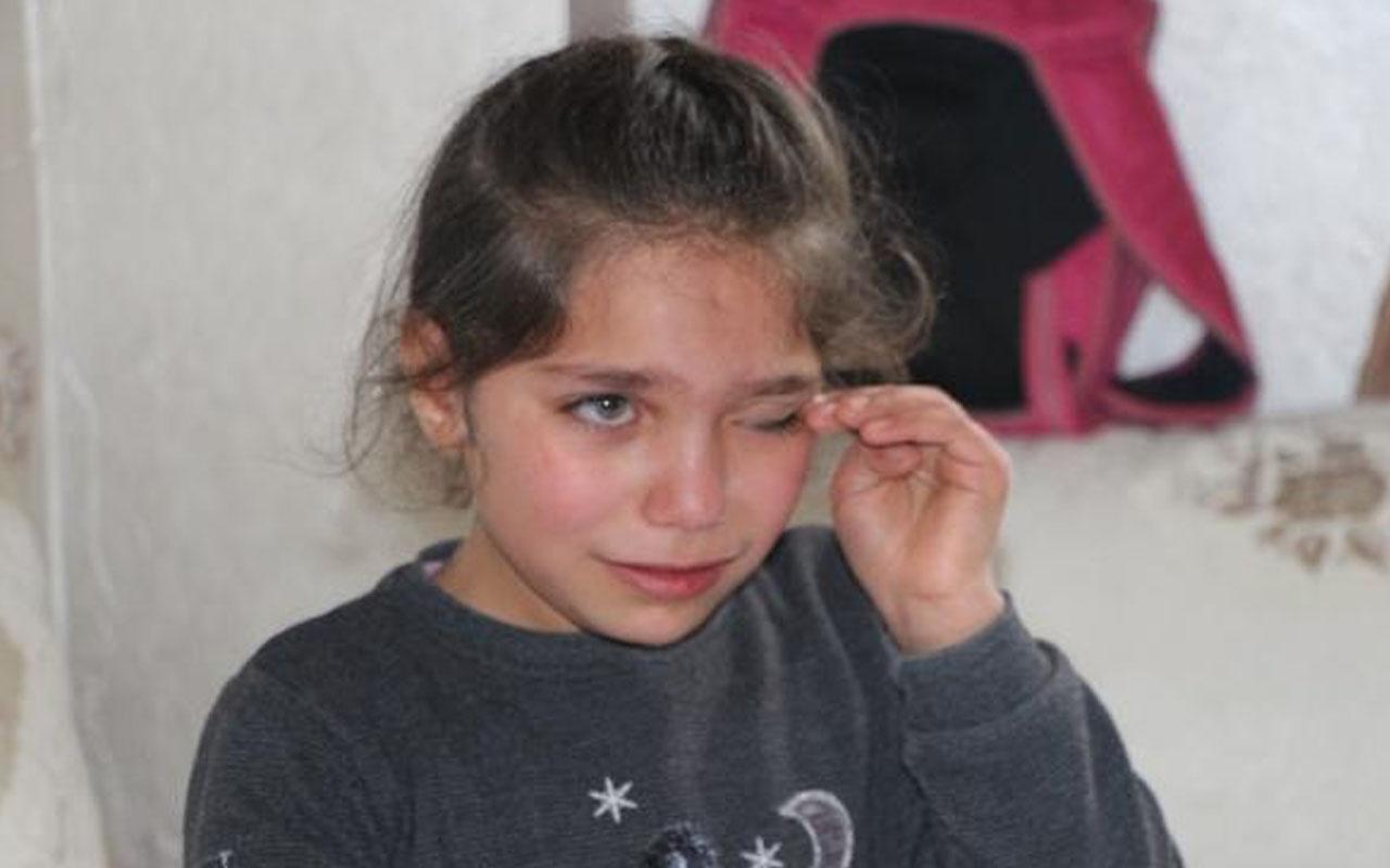 Şırnak'ta öğretmeniyle görüntülü konuşunca gözyaşı döktü