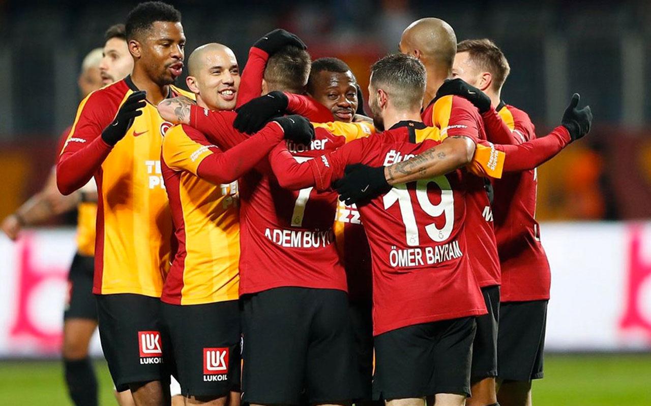 Galatasaray'da dev tasarruf! 6 ismin bileti kesildi