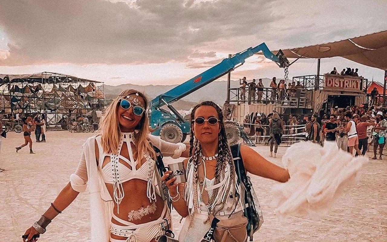 Burning Man Festivali koronavirüs nedeniyle sanal ortamda yapılacak