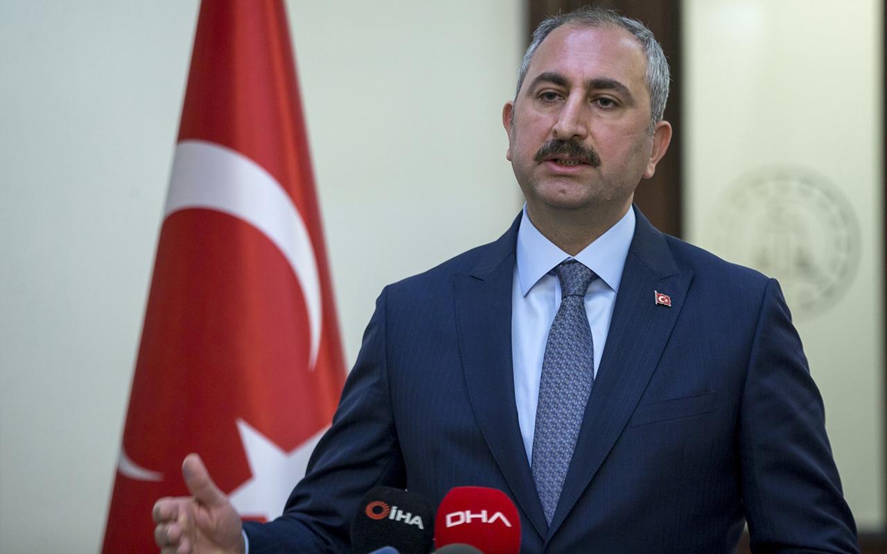 Adalet Bakanı Gül açıkladı! 17 mahkum koronavirüs kaptı 3 mahkum öldü