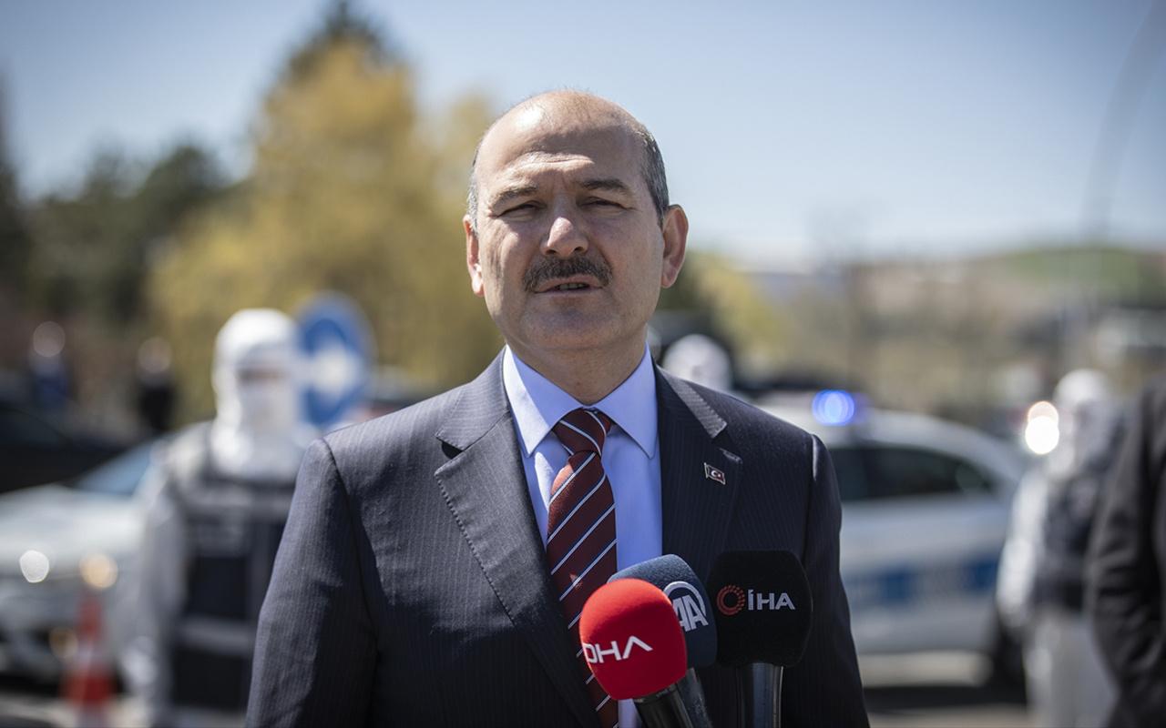 İçişleri Bakanı Süleyman Soylu: PKK'nın defteri kapatılacak