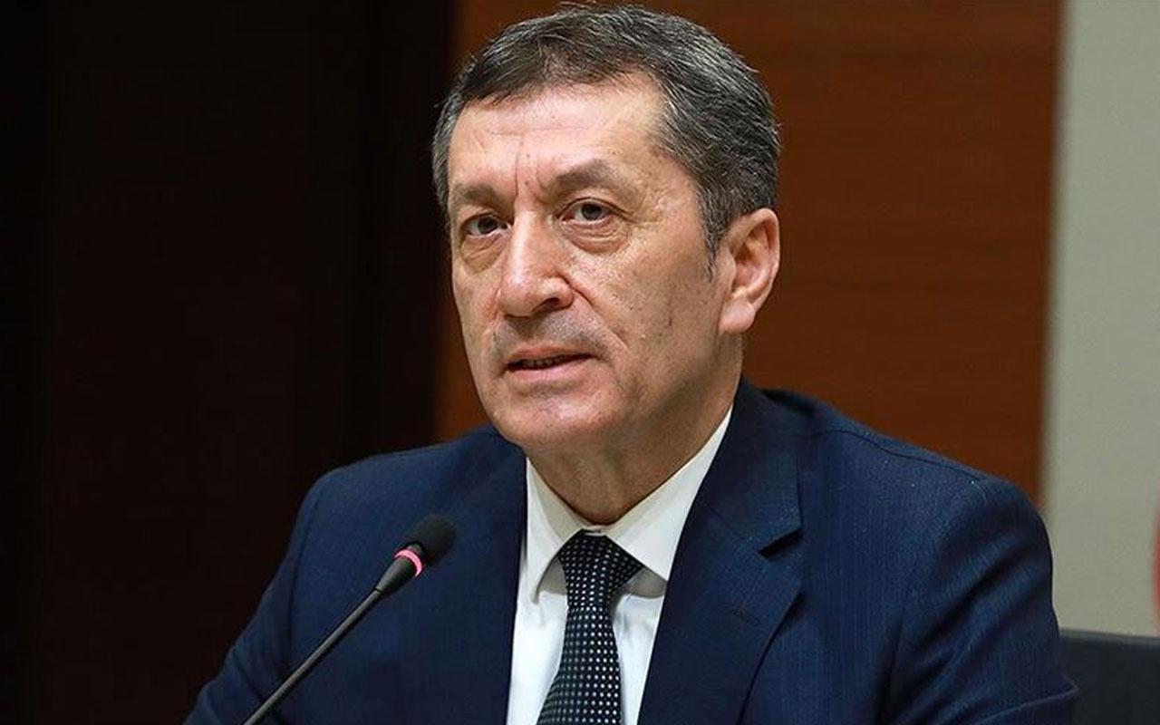 Milli Eğitim BakanıZiyaSelçuk duyurdu 17 Nisan'da başlıyor
