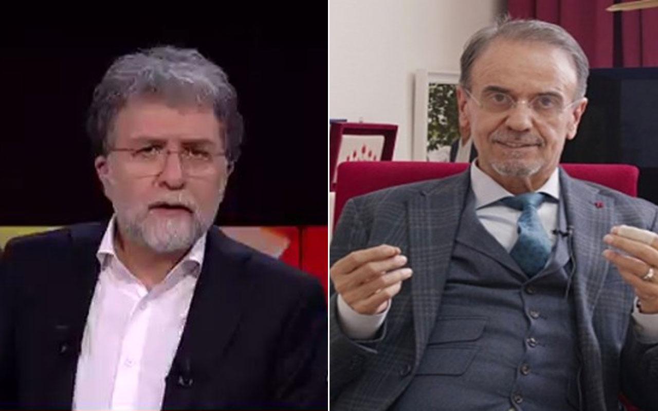 Prof. Mehmet Ceyhan açıkladı Ahmet Hakan 'eyvah eyvah' dedi