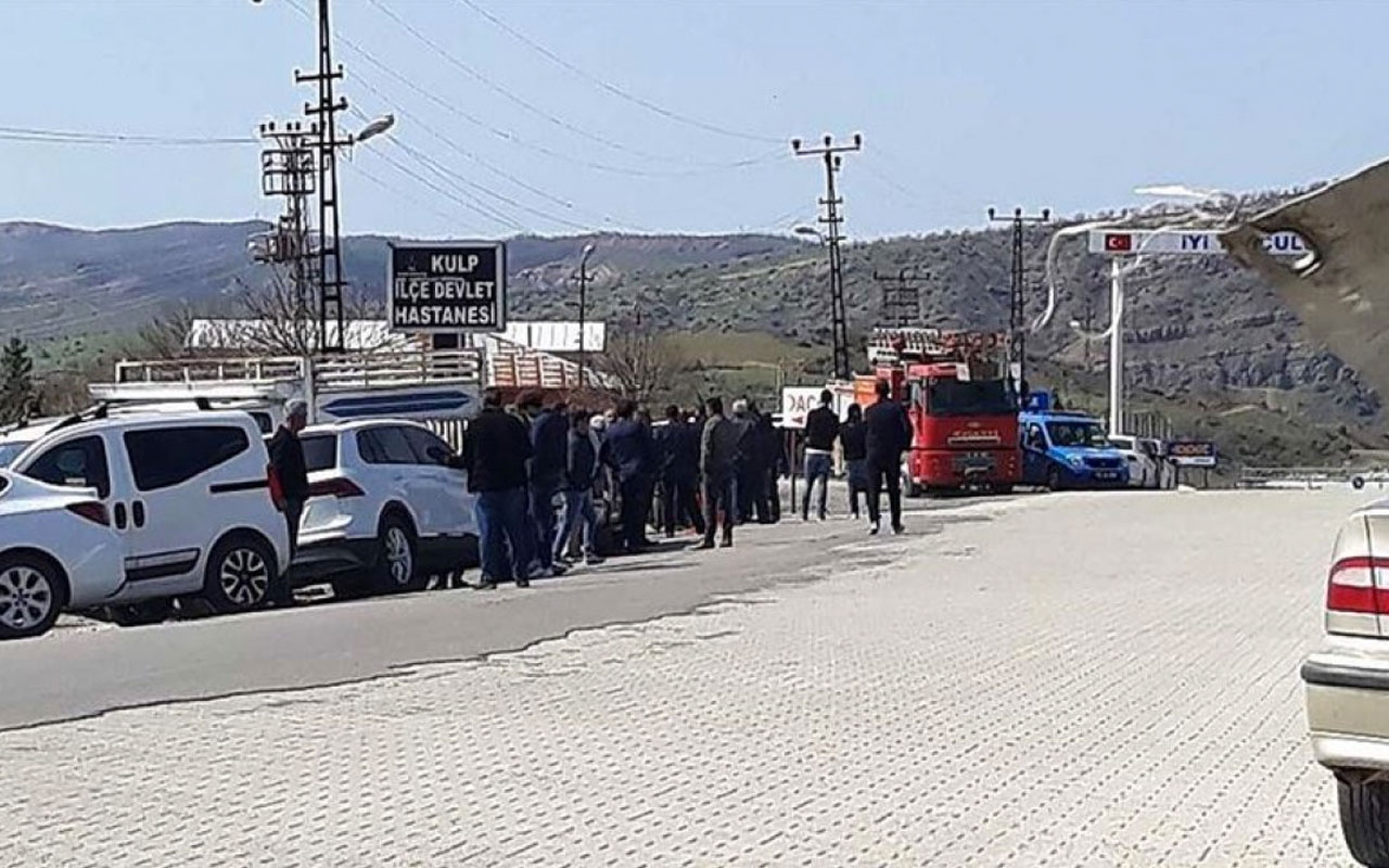 PKK'nın Kulp'taki kalleş saldırısına ilişkin 1 kişi tutuklandı