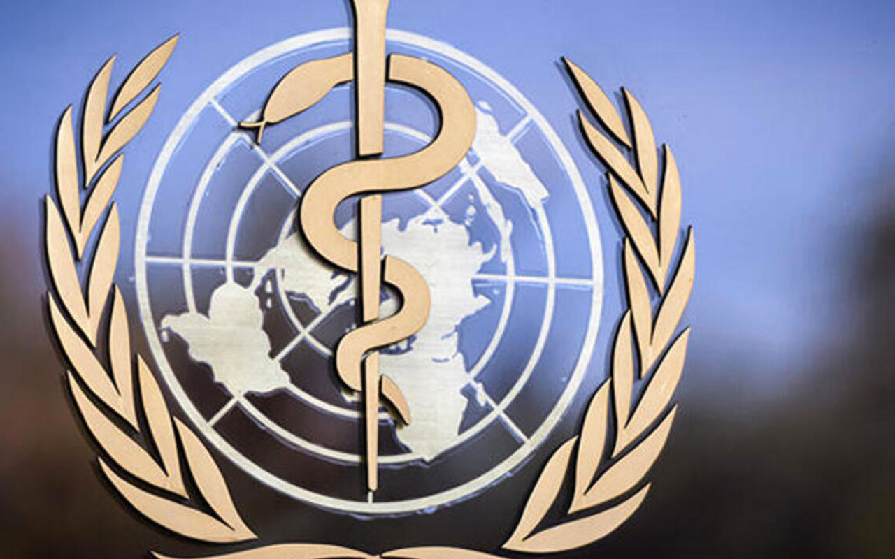 Dünya Sağlık Örgütü'nden dikkat çeken Türkiye açıklaması