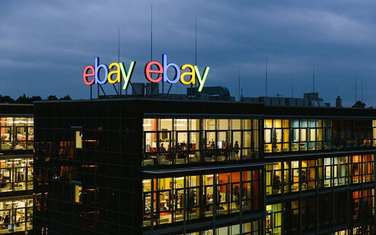 E- ticaret sitesi eBAY'ın 6 ay sonra CEO'su belli oldu!