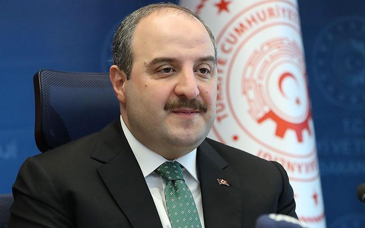 Bakan Mustafa Varank 'güzel haber var' deyip açıkladı